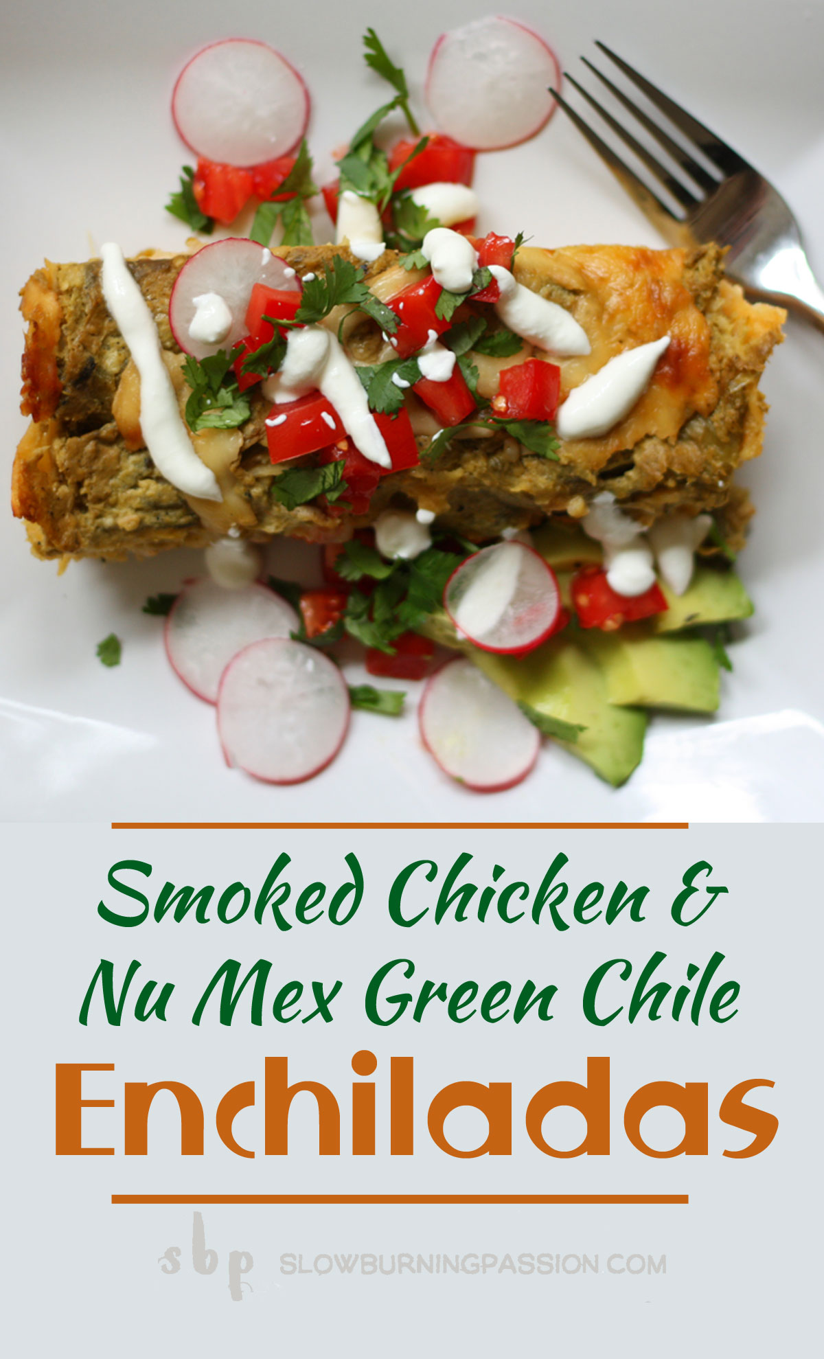 Smoked-Chicken-and-Nu-Mex-Green-Chile-Enchiladas