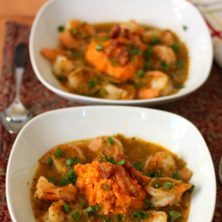 tuscan bean soup with shrimp the pioneer woman tuscan bean soup ...