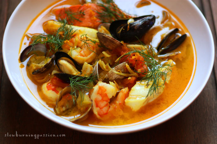 How to make a classic french bouillabaisse - French classical cuisine ...