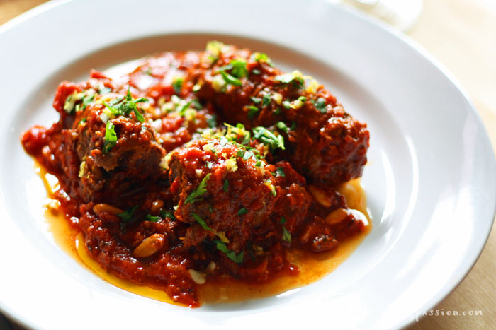 Braciole Is A Festive Special Occasion Dish There Are Versions From Sicily And Southern