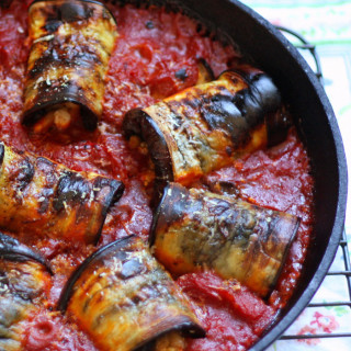 How to Make Eggplant Involtini to Die For