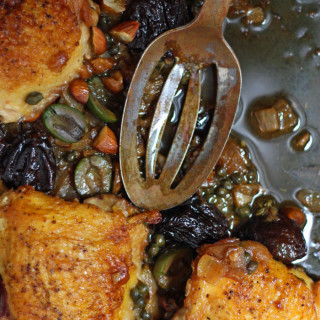 The Fascinating Tale of the Chicken Marbella Recipe