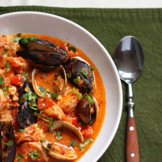 Zarzuela de Mariscos is the Best Seafood Stew Ever