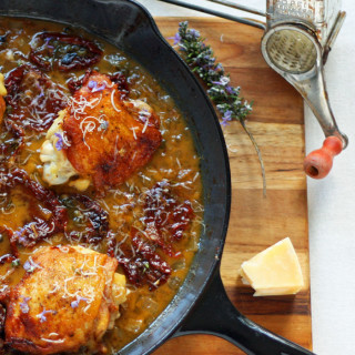 This is Not Mrs. Scorsese's Amazing Lemon Chicken Recipe