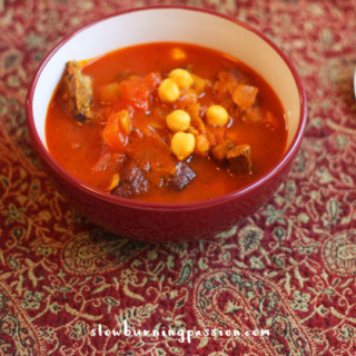An Amazingly Good Libyan Soup Recipe: Shorba Libiya