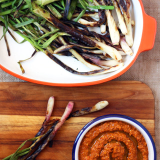 Do You Know the Magic of Calcots and Romesco?