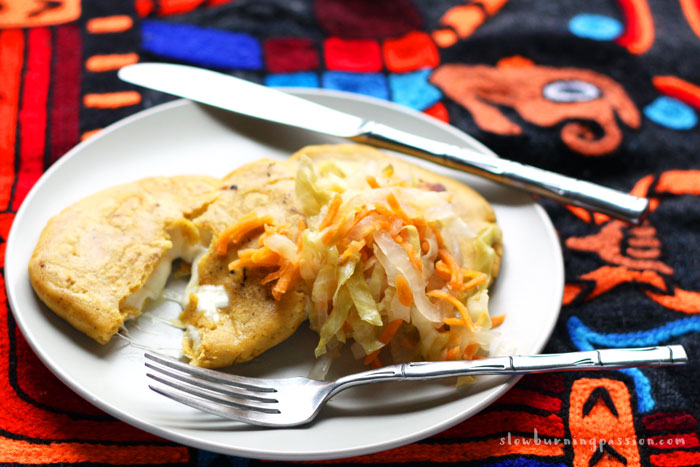 How to make pupusas that people will love pupusas little stuffed masa cakes are the national dish of el salvador forumfinder Image collections