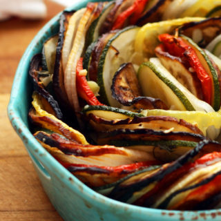 You'll Love this Easy Fancy Pants Ratatouille Recipe