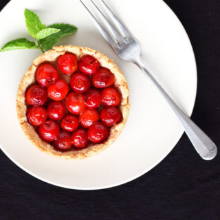 How to Make a Sour Cherry Tarts