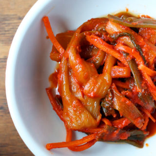 How to Make Kimchi the Way You Like It