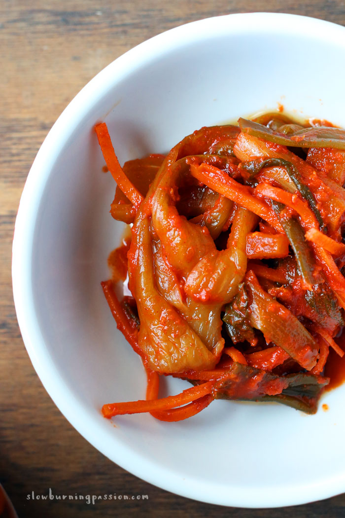 How to make kimchi the way you like it lacto fermented kimchi forumfinder Image collections