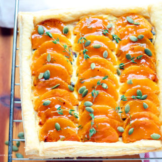 Did you Know Butternut Squash Tart is Delicious?