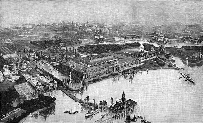Colombian Exhibition Chicago 1893