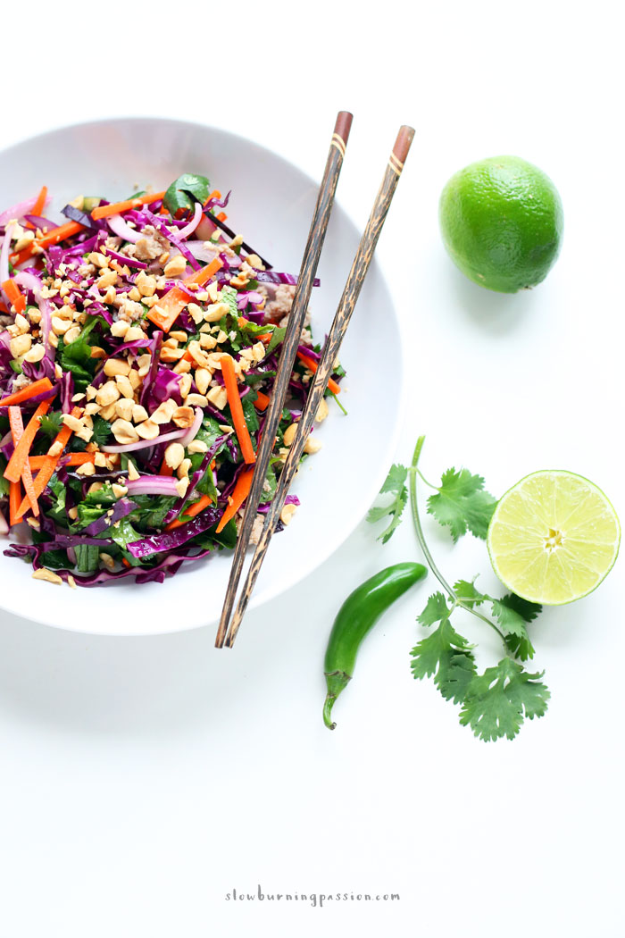 Incandescent lao salad is like eating the sun incandescent lao salad slow burning passion forumfinder Image collections