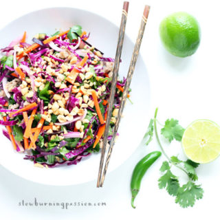 Incandescent Lao Salad is Like Eating the Sun